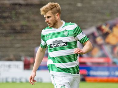 Stuart Armstrong: Called up by Scotland