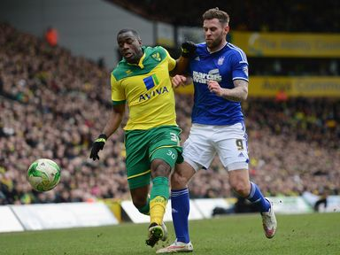 Big rivals Norwich and Ipswich do battle in the Championship play-offs