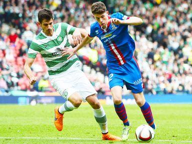 Ryan Christie: Set for Celtic switch