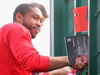 Wilson Palacios: Leaving Stoke City