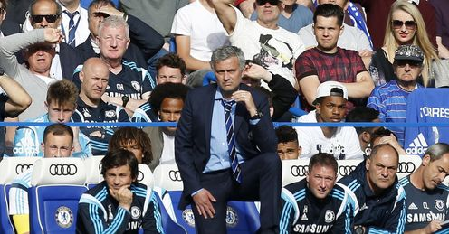Jose Mourinho: No big-name signings imminent for Chelsea