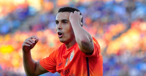 Pedro: Arsenal continue to be linked