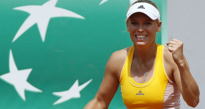 Caroline Wozniacki: Two-time beaten finalist