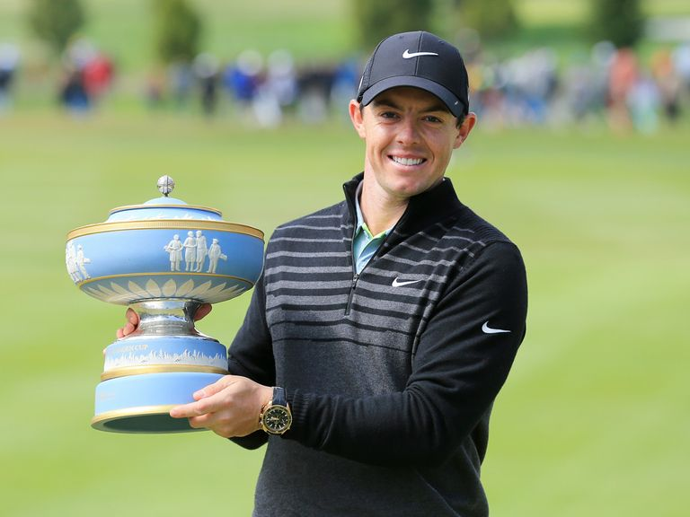 Rory Mcilroy Will Be Joined By One Direction S Niall Horan