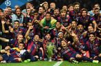 Champions League Final in pics