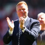 Ronald Koeman: Led Southampton to Europe