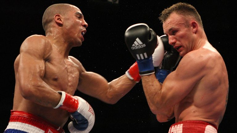 Mikkel Kessler: Was one of the top-level fighters Andre Ward has beaten