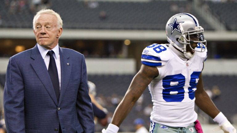 Dez Bryant says 'Jerry Jones loved him to death'