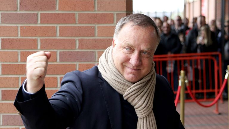 Dick Advocaat: 'A great manager and a great man'