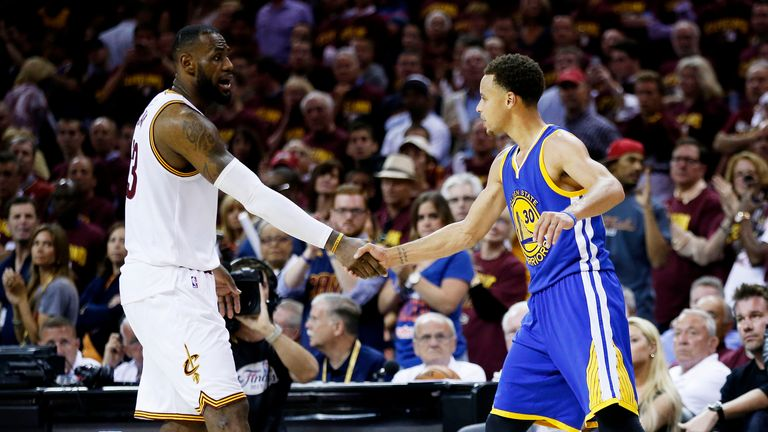 NBA Finals: Five things we learnt from Golden State's win ...