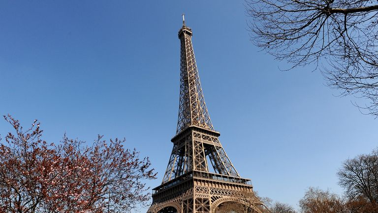 Paris is one of Panagarry's favourite cities
