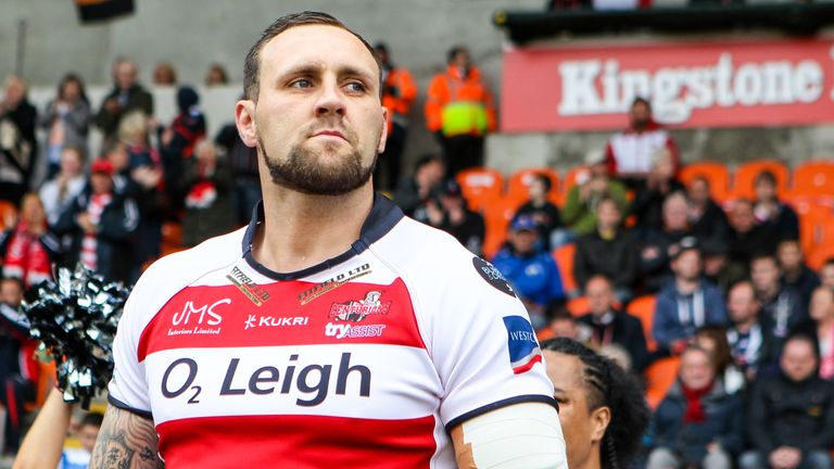 Hock spent last season with the relegated Leigh Centurions