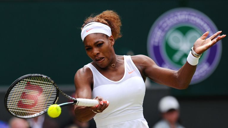 serena williams and madison keys among five to watch at