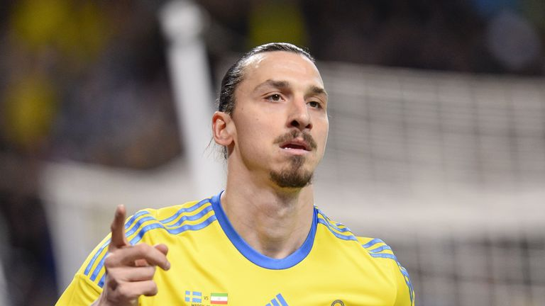 Zlatan Ibrahimovic hints he could retire from international football