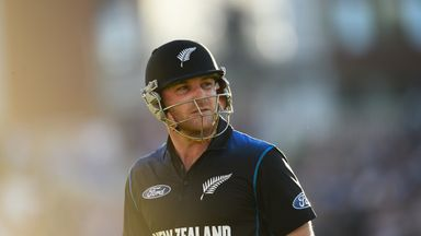 Brendon McCullum: Will lead his side against fierce rivals Australia