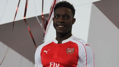 Danny Welbeck: Arsenal will be genuine title contenders next season