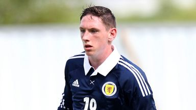 Declan McManus: Keen to play at senior level for Scotland