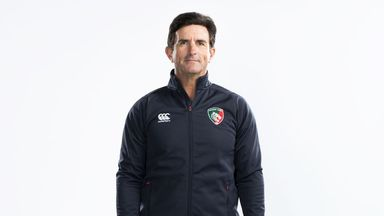 Phil Blake worked as a defence coach for Leicester last season