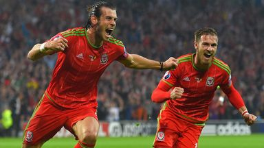Gareth Bale has been an inspirational performer for Wales during their Euro 2016 qualifying campaign