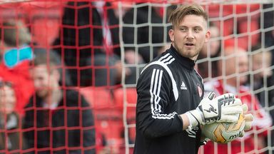 Danny Rogers: Has gone on loan from Aberdeen to Falkirk for the 2015/16 season