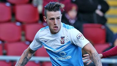 Wes Fletcher: Has left York for Motherwell