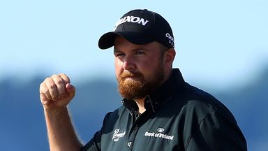 Shane Lowry: Finished in a tie for ninth at Chambers Bay