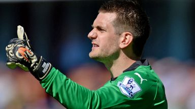 Tom Heaton: Signed new long-term Burnley deal