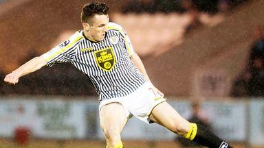 John McGinn: St Mirren midfielder is taking legal action over a training ground prank