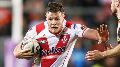 Josh Jones is moving from St Helens to Exeter and switching codes