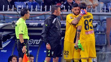 Parma: Set to begin next season in the Italian amateur league