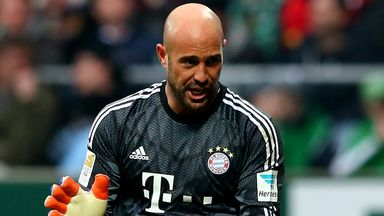 Pepe Reina: Leaving Bayern Munich after just one season in the Bundesliga