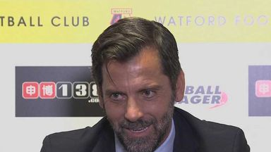 Quique Sanchez Flores: Impressed by what he has seen so far