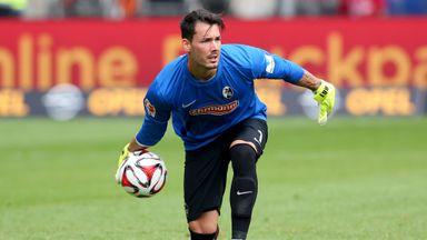 Roman Burki has joined Borussia Dortmund from Freiburg