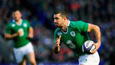 Rob Kearney: Ireland full-back says plenty of sides are in World Cup contentions