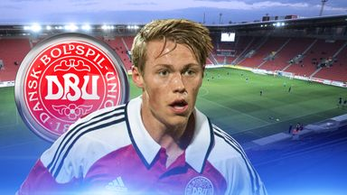Viktor Fischer is Denmark
