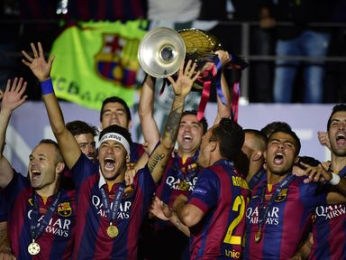Barcelona: Champions League holders and favourites