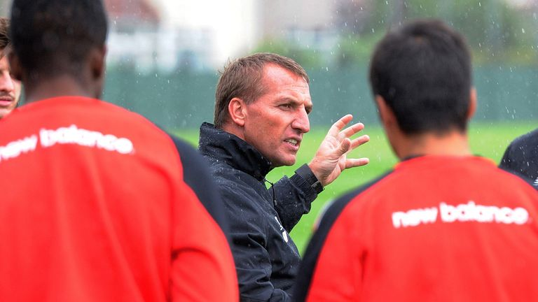 Brendan Rodgers has added seven players to the Liverpool squad this summer