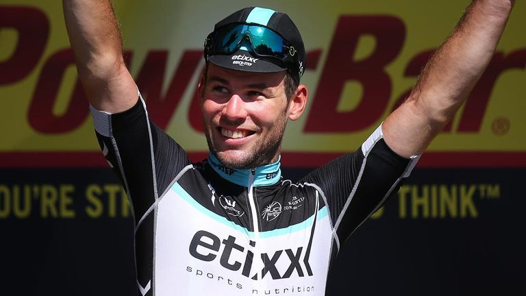 Mark Cavendish Selected For Tour Of Britain By Etixx