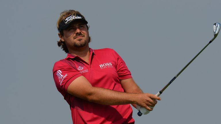 Victor Dubuisson is expecting better at the Czech Masters this week
