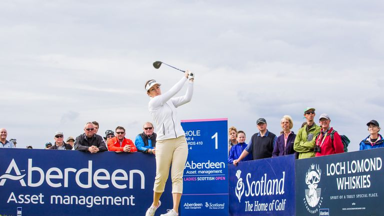 Rebecca Artis takes route 66 to clinch Scottish Open | Golf News ...