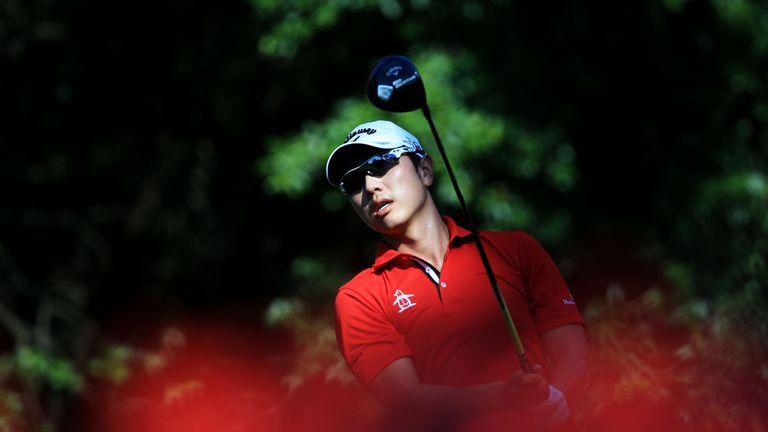 Bae Sang-Moon faces a spell away from the fairways