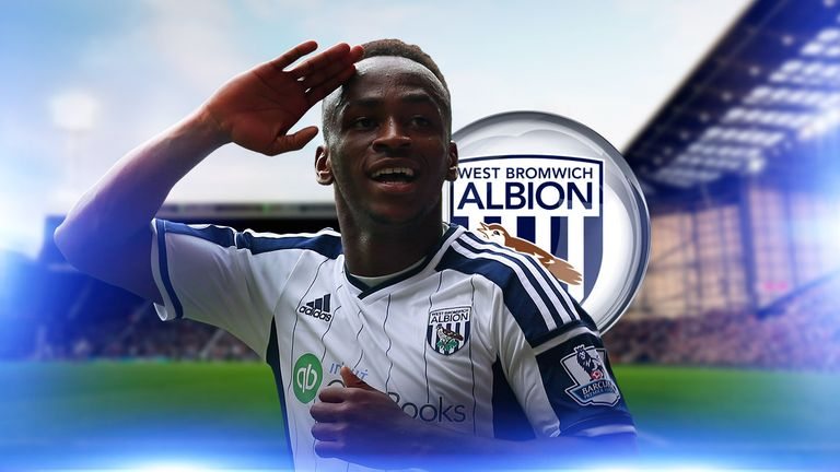 Saido Berahino scored 20 goals in all competitions for West Brom last season