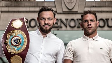 Andy Lee's WBO title defence against Billy Joe Saunders is delayed again