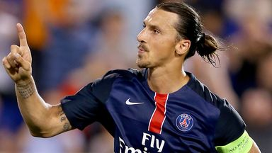 Ibrahimovic has previously spent time at Ajax, Juventus, Inter Milan, Barcelona and AC Milan