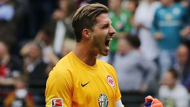 Kevin Trapp: Has signed a five-year deal with PSG