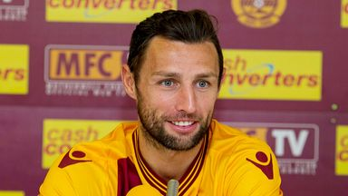 Scott McDonald turned down offers from other clubs to sign on for third spell at Motherwell