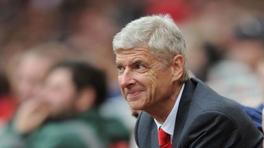 Arsene Wenger says Arsenal spend when they need to