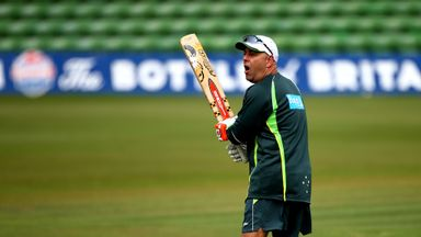 Australia head coach Darren Lehmann could make changes for the second Test at Lord