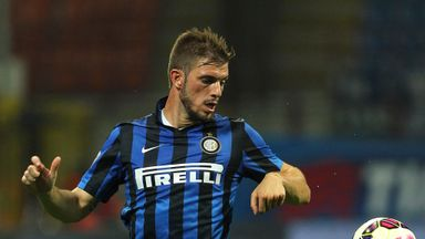 Davide Santon of Inter Milan is no longer a target for Watford