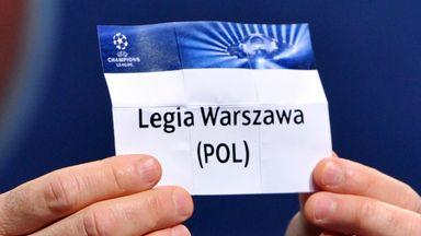 Legia Warszawa are hoping to impress on the European stage this season